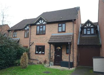 Thumbnail 4 bed semi-detached house for sale in Sylvester Close, Winnersh, Berkshire