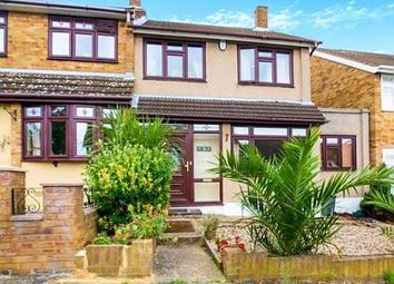 Thumbnail 3 bedroom semi-detached house for sale in Collier Row, Romford, Essex