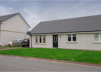 Thumbnail 2 bed semi-detached bungalow for sale in Old Milnafua Road, Alness