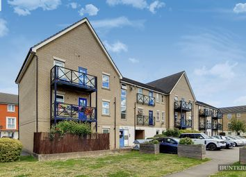 Thumbnail 2 bed flat for sale in Glandford Way, Chadwell Heath