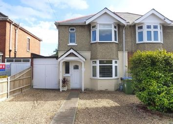 Thumbnail 3 bedroom semi-detached house to rent in Stanton Road, Southampton