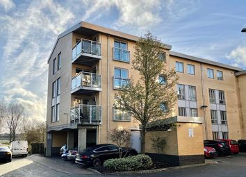 Thumbnail 2 bed flat for sale in Lockside Marina, Chelmsford