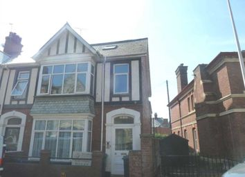 Thumbnail 1 bed flat for sale in Victoria Road, Exmouth