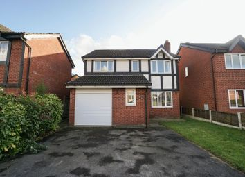 Thumbnail 4 bedroom detached house to rent in Parklands Drive, Aspull, Wigan