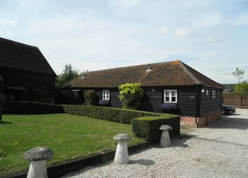 Thumbnail 2 bed farmhouse to rent in Abridge Road, Theydon Bois