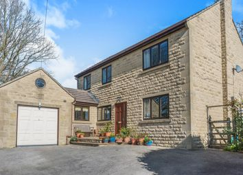 Thumbnail 4 bed detached house for sale in Whitworth Road, Darley Dale, Matlock