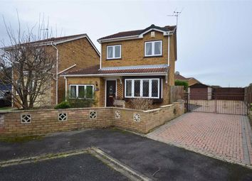 Thumbnail 3 bed detached house for sale in Marigold Close, Selby
