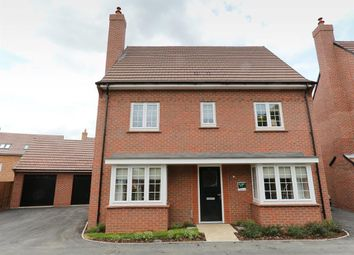 "Thumbnail 4 bed detached house for sale in ""The Chedworth "" at Brickburn Close, Hampton Centre, Peterborough"