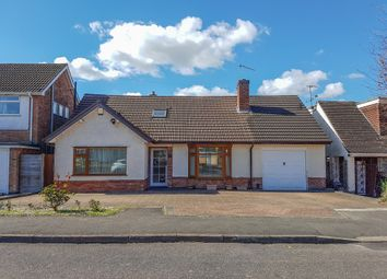 Thumbnail 3 bedroom detached bungalow for sale in Drury Lane, Oadby, Leicester