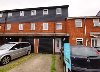 Thumbnail 4 bedroom terraced house for sale in Bowbank Close, Shoeburyness, Southend-On-Sea