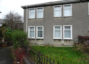 Thumbnail 3 bed semi-detached house to rent in Gwalia Road, Pencoed, Bridgend