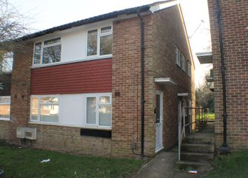 Thumbnail 2 bed maisonette to rent in Wydeville Manor Road, London