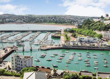 Thumbnail 3 bed flat for sale in Shirley Towers, Vane Hill Road, Torquay