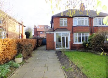 Thumbnail 5 bed semi-detached house to rent in The View, Roundhay, Leeds