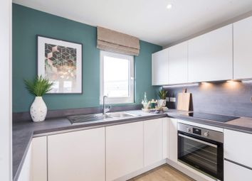 Thumbnail 2 bedroom flat for sale in Radcliffe Road, Southampton