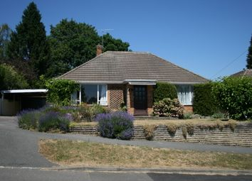 Thumbnail 3 bed bungalow for sale in Highclere, Sunninghill, Ascot