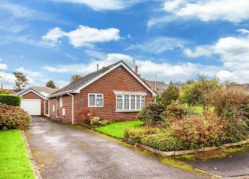 Thumbnail 2 bedroom bungalow for sale in Blackshaw Close, Congleton