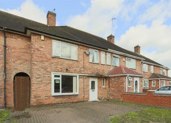 3 bed terraced house for sale in Southfield Road, Aspley, Nottinghamshire NG8