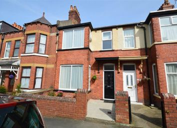 Thumbnail 3 bed terraced house for sale in Ashville Avenue, Scarborough