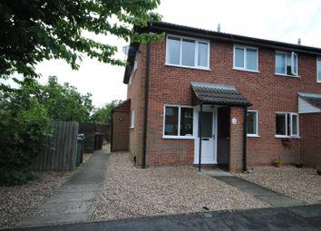 Thumbnail 1 bed semi-detached house to rent in Maitland Avenue, Mountsorrel, Loughborough