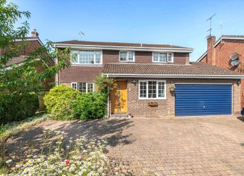 Ringshall Gardens, Bramley, Tadley, Hampshire RG26. 5 bed detached house