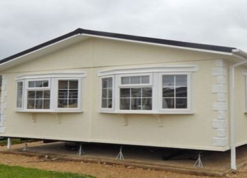 Thumbnail 2 bedroom bungalow for sale in Riverdale Park Bent Lane, Staveley, Chesterfield