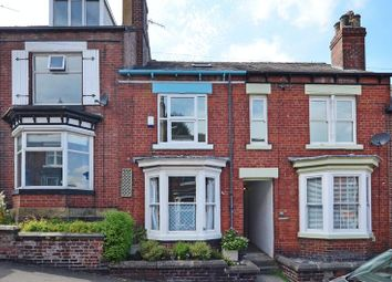 Thumbnail 3 bed terraced house for sale in Penrhyn Road, Hunters Bar, Sheffield