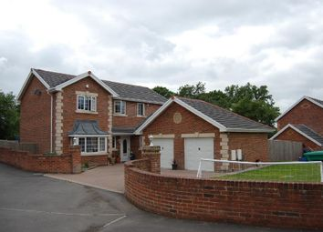 Thumbnail 4 bed detached house for sale in Llys Y Deri, Hopkinstown, Ammanford