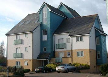 Thumbnail 1 bed flat to rent in Phalarope Way, St Marys Island, Kent
