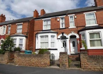 Thumbnail 4 bedroom property to rent in Leslie Road, Forest Fields, Nottingham