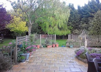 Thumbnail 5 bed detached house for sale in Thorney Road, Guyhirn, Wisbech, Cambridgeshire