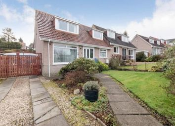 Thumbnail 4 bed semi-detached house for sale in Lambie Crescent, Newton Mearns, Glasgow, East Renfrewshire