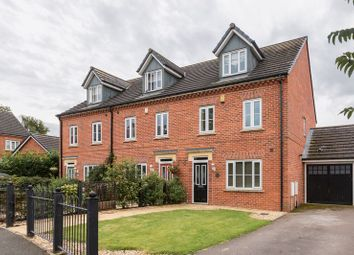Thumbnail 4 bed semi-detached house for sale in New Street, Eccleston