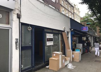 Thumbnail Retail premises to let in Clarendon Road, London