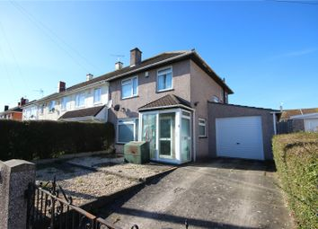 Thumbnail 3 bed end terrace house for sale in Ullswater Road, Southmead, Bristol