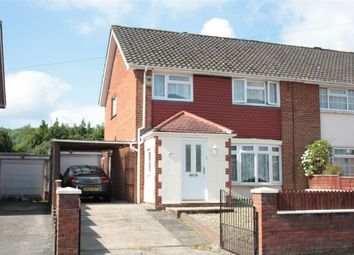 Thumbnail 3 bed semi-detached house for sale in 56 Kilmersdon Road, Hartcliffe, Bristol