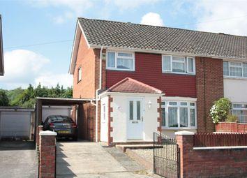 Thumbnail 3 bedroom semi-detached house for sale in 56 Kilmersdon Road, Hartcliffe, Bristol