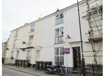 Thumbnail 1 bed flat for sale in George Street, Plymouth