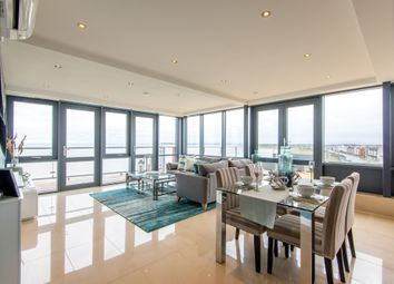 Thumbnail 2 bed flat for sale in Apartment 37, The Waterfront, Bourne May Road, Knott End-On-Sea