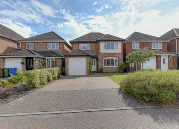 Thumbnail 4 bed detached house for sale in Galena Close, Sittingbourne