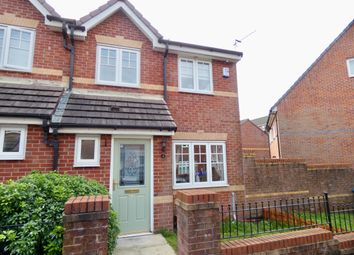 Thumbnail 3 bedroom terraced house for sale in Kilmaine Avenue, Blackley, Manchester