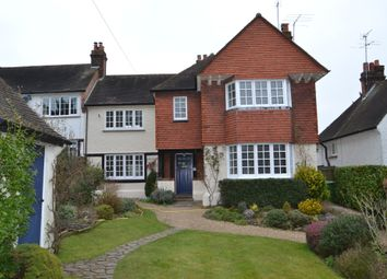 Thumbnail 5 bed semi-detached house to rent in Christchurch Crescent, Radlett