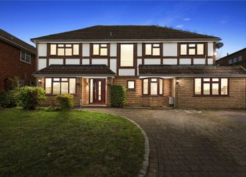 Thumbnail 5 bed detached house for sale in Dalewood Close, Emerson Park