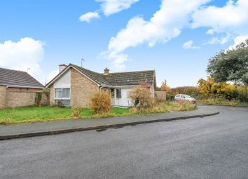 Thumbnail 2 bedroom detached bungalow for sale in Helens Close, Upwood, Ramsey, Huntingdon