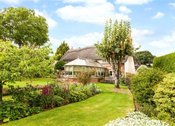 Thumbnail 4 bed detached house for sale in Wildhern, Andover, Hampshire
