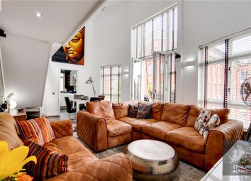 Bow Quarter, 60 Fairfield Road, London E3. 3 bed flat for sale