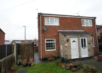 Thumbnail 2 bedroom semi-detached house to rent in John O Gaunts, Belper, Belper