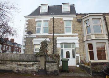 Thumbnail 6 bedroom terraced house for sale in Heaton Grove, Heaton, Newcastle Upon Tyne