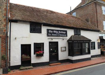 Thumbnail Restaurant/cafe for sale in The Olde Cottage, 62 High Street, Rottingdean, Brighton