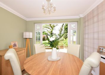 Thumbnail 3 bed link-detached house for sale in Shearwater, Longfield, Kent